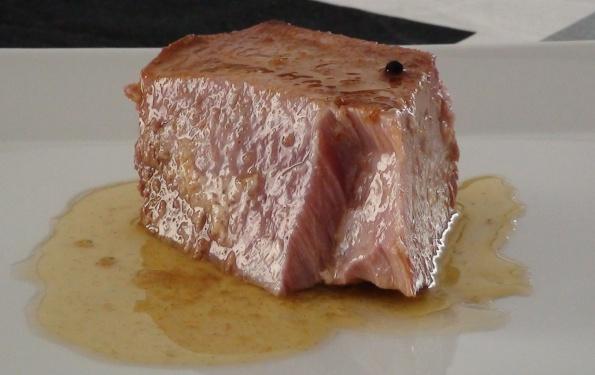 Tuna escabeche