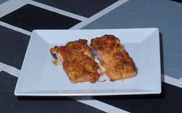 Salmon massala