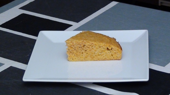 sweet potato sponge cake