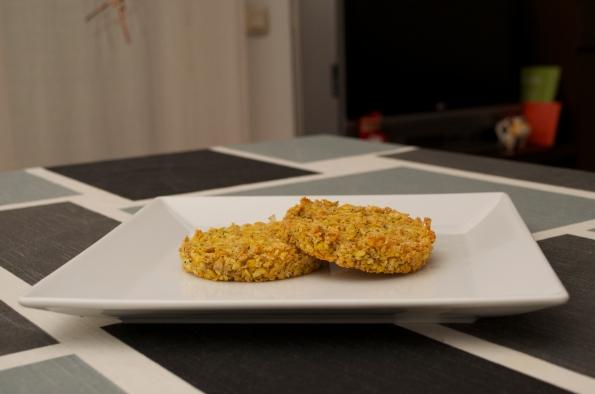 Chickpeas snacks